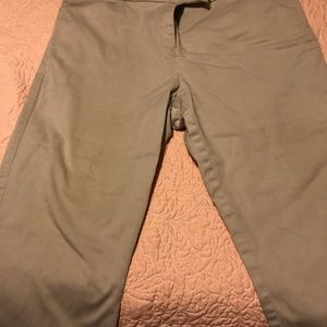 Tommy Hilfiger tan trousers